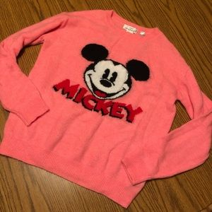 Disney Mickey Mouse Sweater BOGO